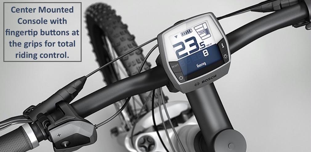 Bosch E Bike System Perfromance Line