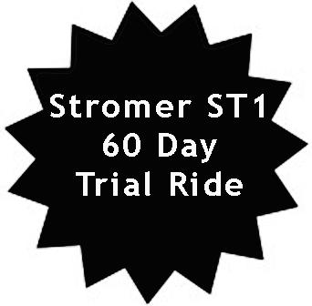 Stromer ST1 60 Day Trial Ride