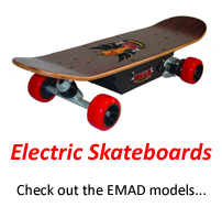 Electric Skate Boards