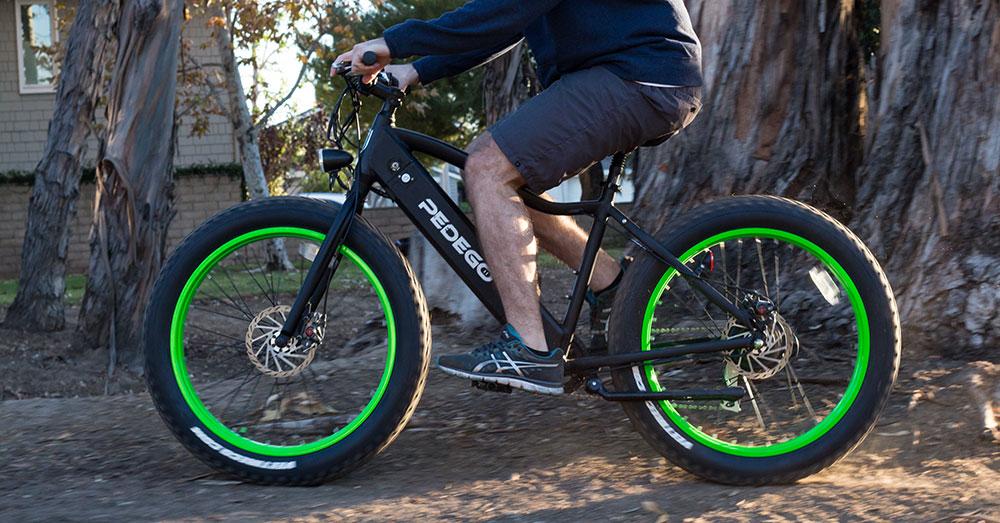 Pedego Bike Trail Tracker