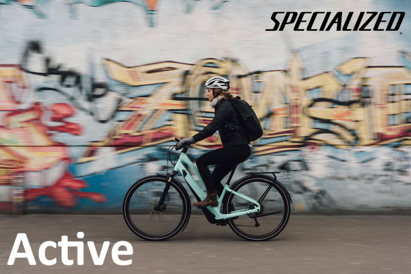 Shop Specialized Active Bikes
