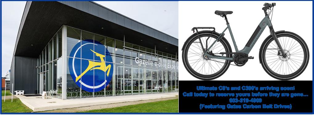 Shop Gazelle Electric Bikes