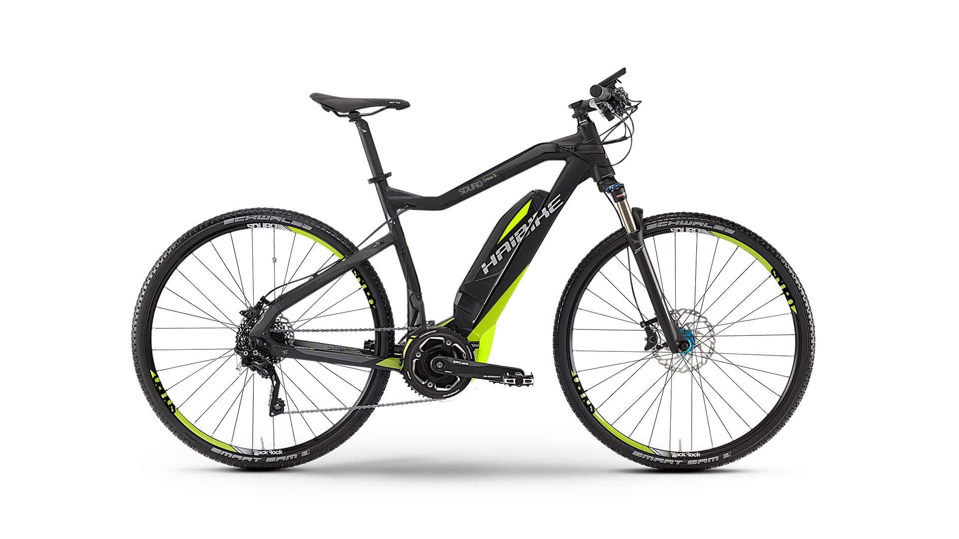 2016 Haibike SDURO Cross SL