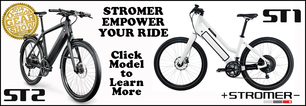 Stromer Electric Bike Models