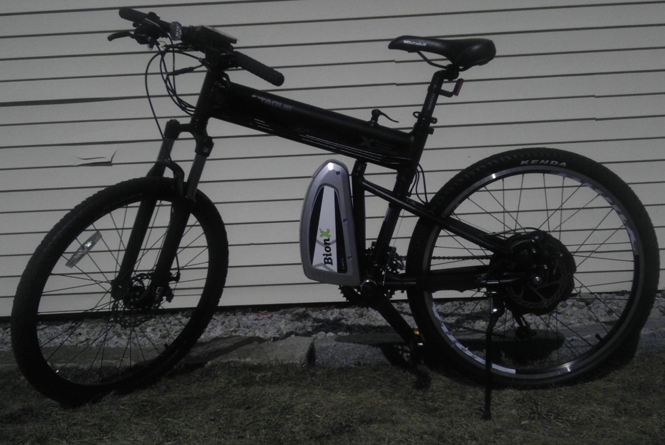 Swiss Montague E Bikes