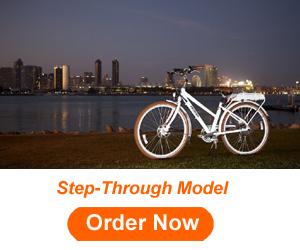 Pedego Bikes City Commuter