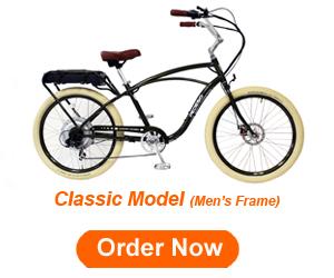 Pedego Bike Cruiser Men's