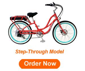 Pedego Bike Cruiser