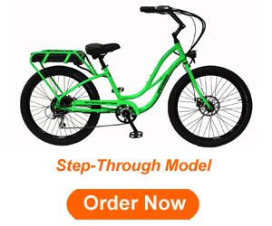 Pedego Bike Interceptor