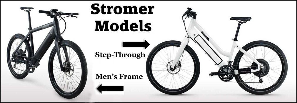 Stromer ST1 Electric Bikes!
